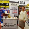 Gourmet promotion