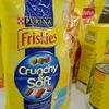 Friskies Crunchy&Soft sampling