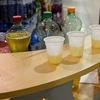 Aquila tea tasting - new aseptic production